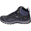 Keen Terradora Pulse Mid WP Naiset kengät , musta